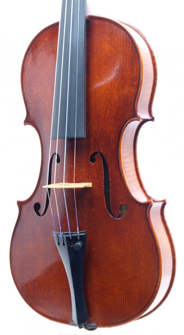 Learn how to commission a David Frederick Instrument of your