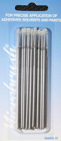 Micro Applicator Brush 25ct