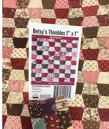 Betsy's Thimbles 1 x 1