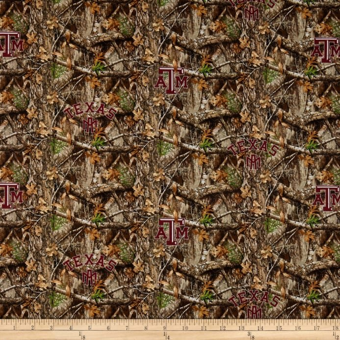 RealTree Camo with Texas A&M 1163