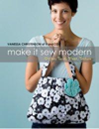 make it sew modern gather twist pleat texture by Vanessa Christenson
