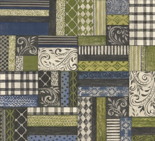 Farm Chic Patchwork #36393