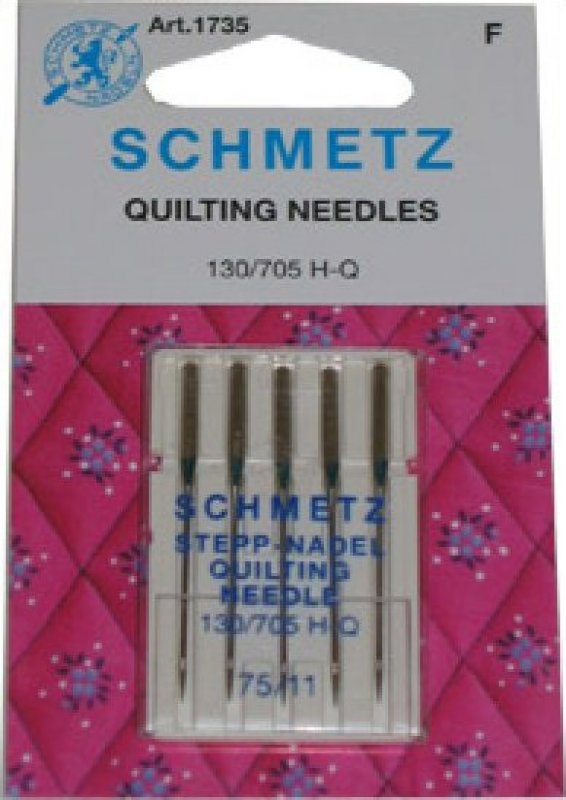 Needles - Schmetz - Machine Quilting