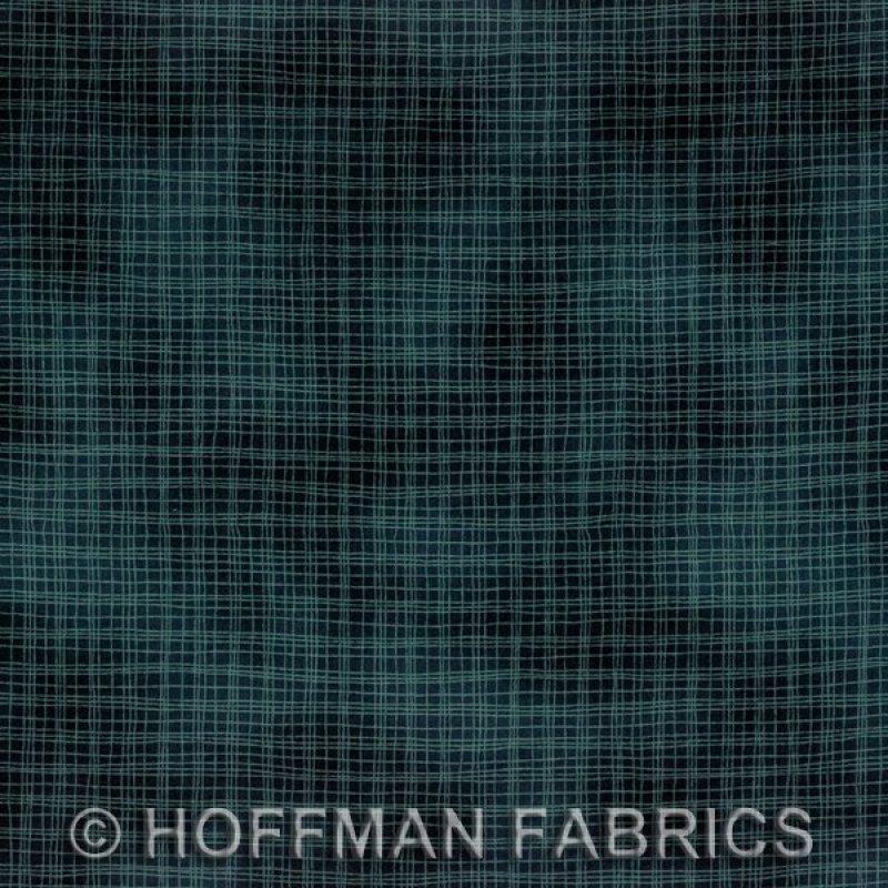 Hoffman Homespun  #8565-166 Evergreen