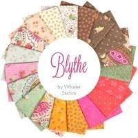 Fat Quarter Bundle Blythe Multi 19pcs/bundle