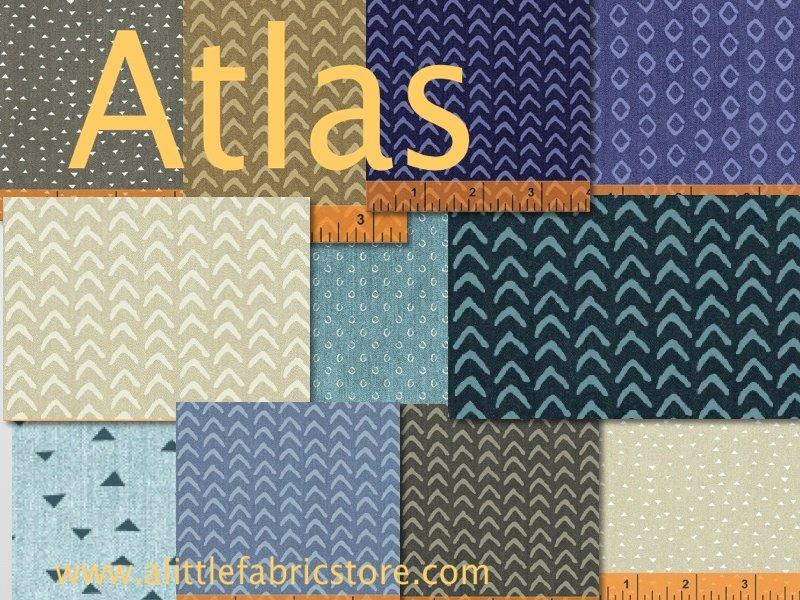 Atlas 5 squares