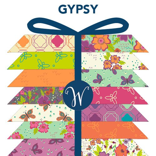 Gypsy Fat Quarter Bundle