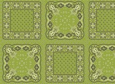 SoHo Bandana  #24127 green