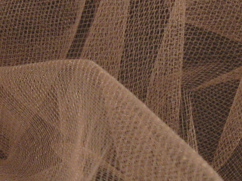 brown netting
