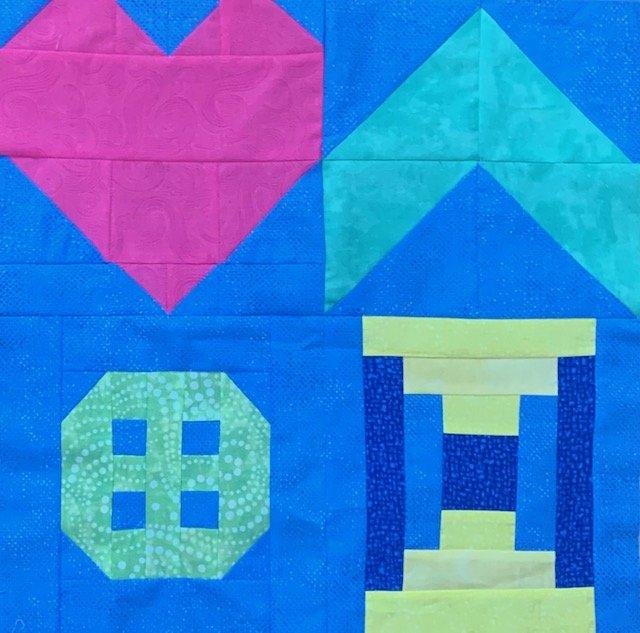 Sew Blue 2020 Design Kit