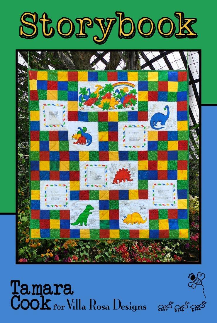 Quilt Pattern- Storybook