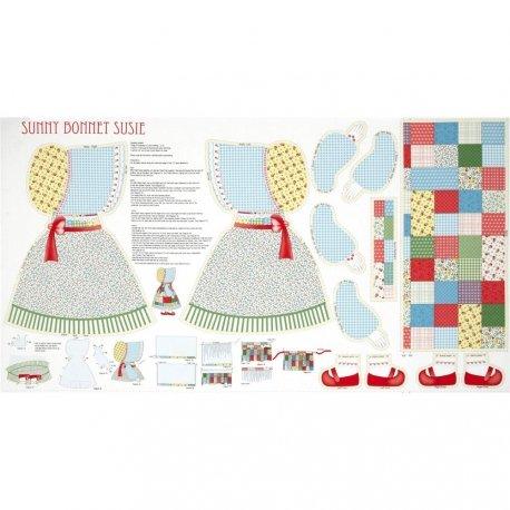 Sunny Bonnet Susie Panel