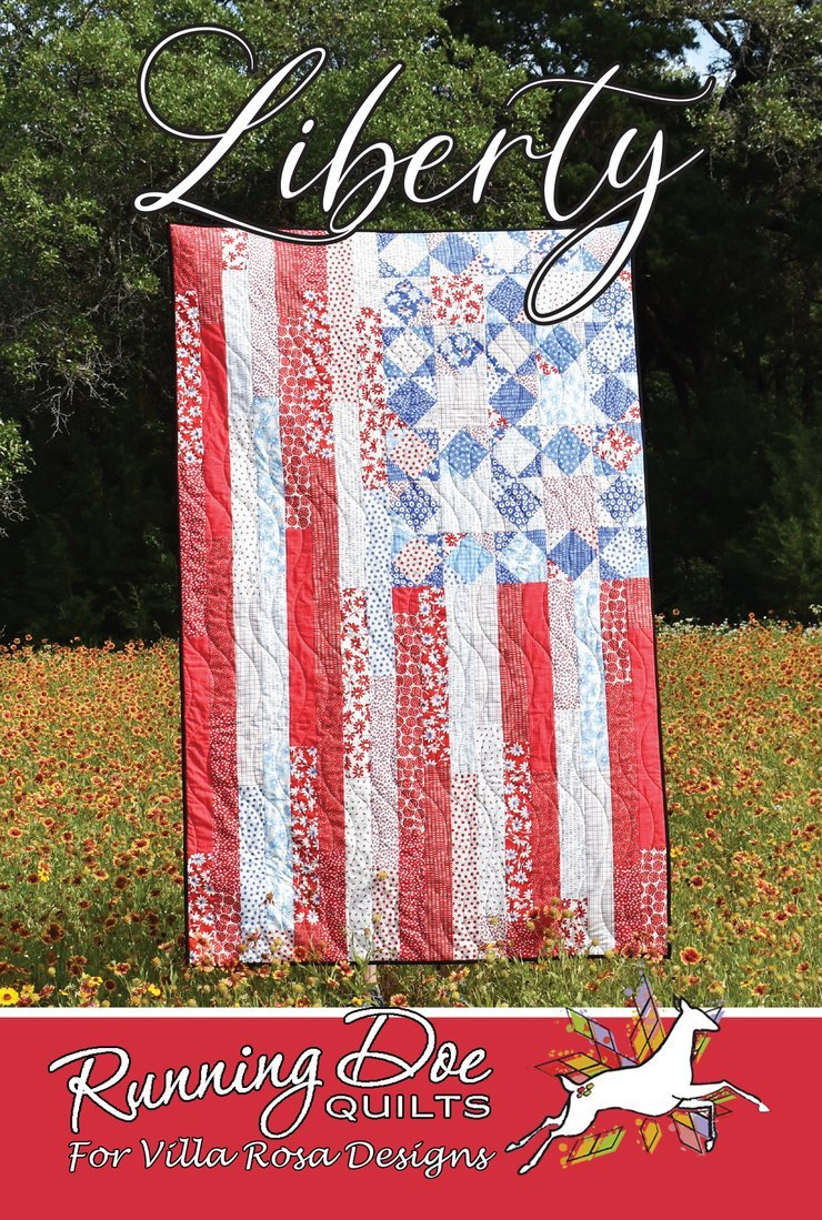 Quilt Pattern- Liberty