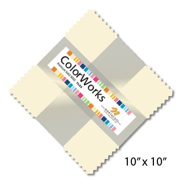 10 Colorworks Tiles Ivory Northcott