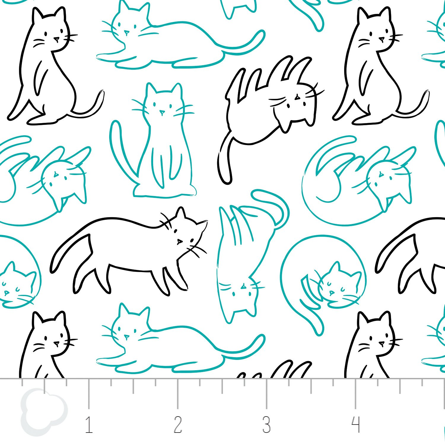 Felines - Meow Collection - Camelot Design Studio - Camelot Fabrics