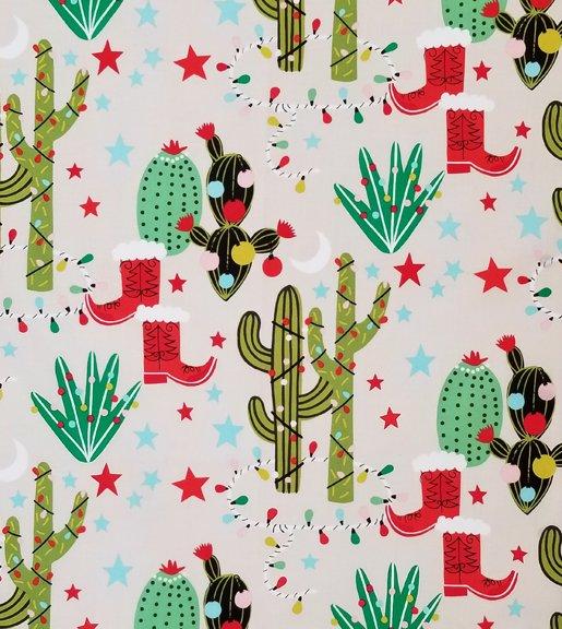 Cactus Christmas - Christmas Time - Alexander Henry