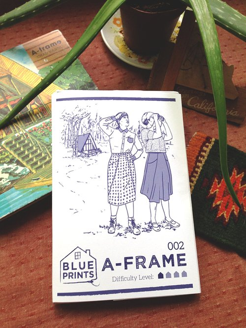 A-Frame - Skirt Pattern - Blueprints For Sewing