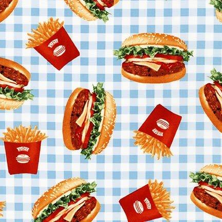 Burgers and Fries - Robert Kaufman