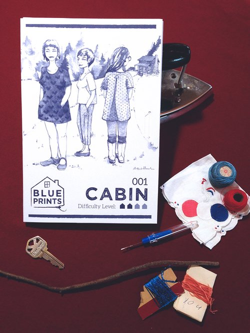 Cabin - Shirt & Shift Pattern - Blueprints For Sewing
