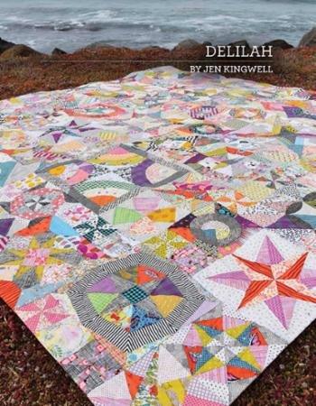 Delilah Pattern - Jen Kingwell