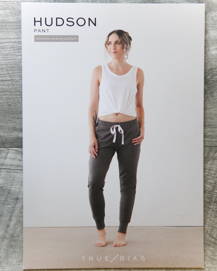 Hudson Pant Pattern - True Bias
