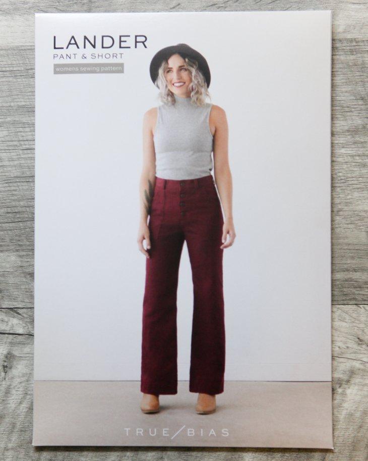 Lander Pant & Short Pattern - True Bias