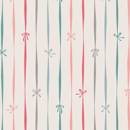 Bowtied - LIttle Town - Amy Sinibaldi - Art Gallery Fabrics