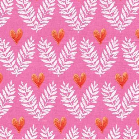 Big Love - Pink - Frolic - Tamara Kate - Michael Miller