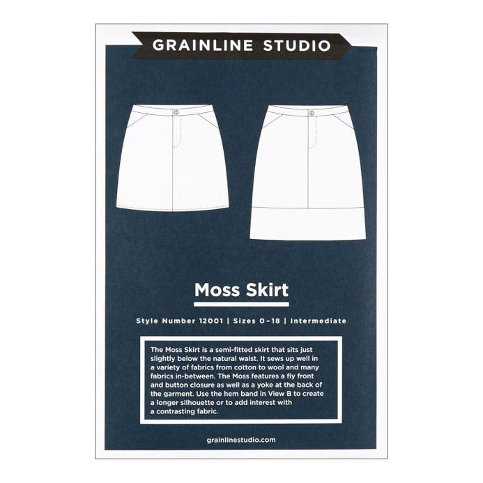 Moss Skirt - Grainline Studio