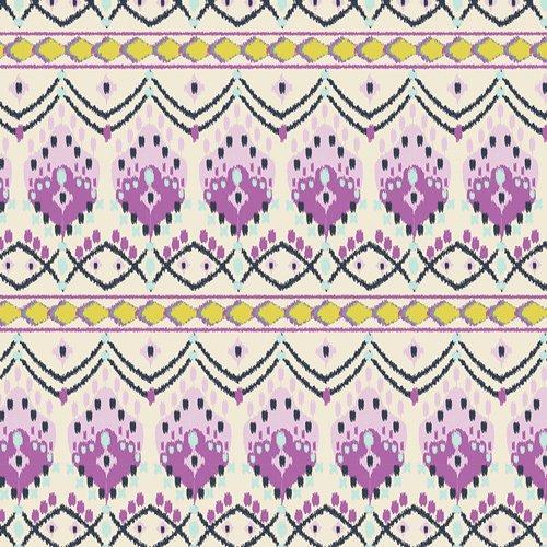 Baja Weave Mauve - Sage - Bari J. - Art Gallery Fabrics