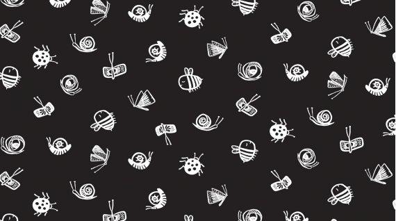 Bugs - Harvest Moon - Wee Gallery - Dear Stella