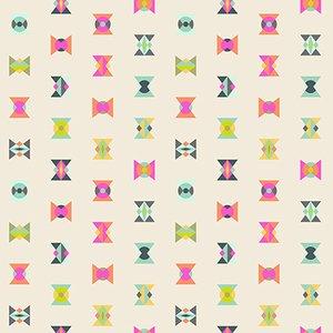 Arrowheads - Electric Sky - Animal Spirit - Tula Pink - Free Spirit