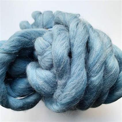 Knitting Fever:  Big Freakin' Wool:  08 Blue Jay