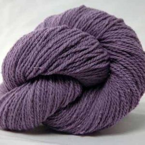 Green Mountain Spinnery:  Cotton Comfort:  Violet