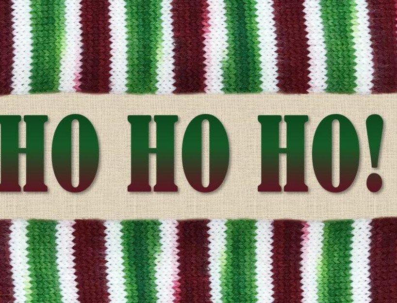 Bis-Sock Ho Ho Ho!