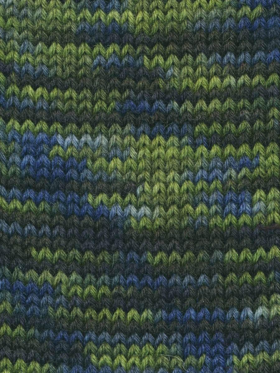 Knitting Fever:  Indulgence Merino Sock:  1002 Canaveral