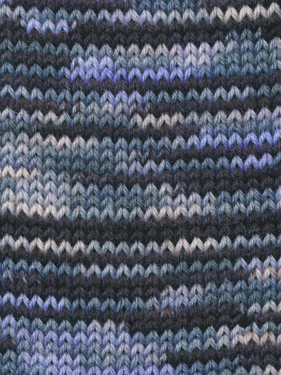 Knitting Fever:  Indulgence Merino Sock:  1004 Archepelago