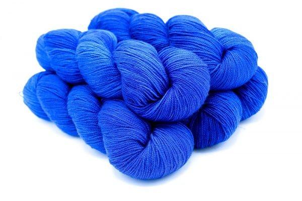 Baah Yarn:  La Jolla:  London Blue