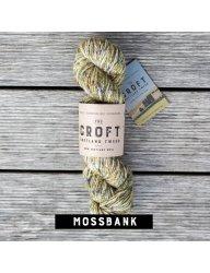 West Yorkshire Spinners:  Shetland Tweed:  Mossbank 757