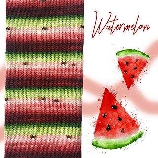 Bis-Sock Watermelon
