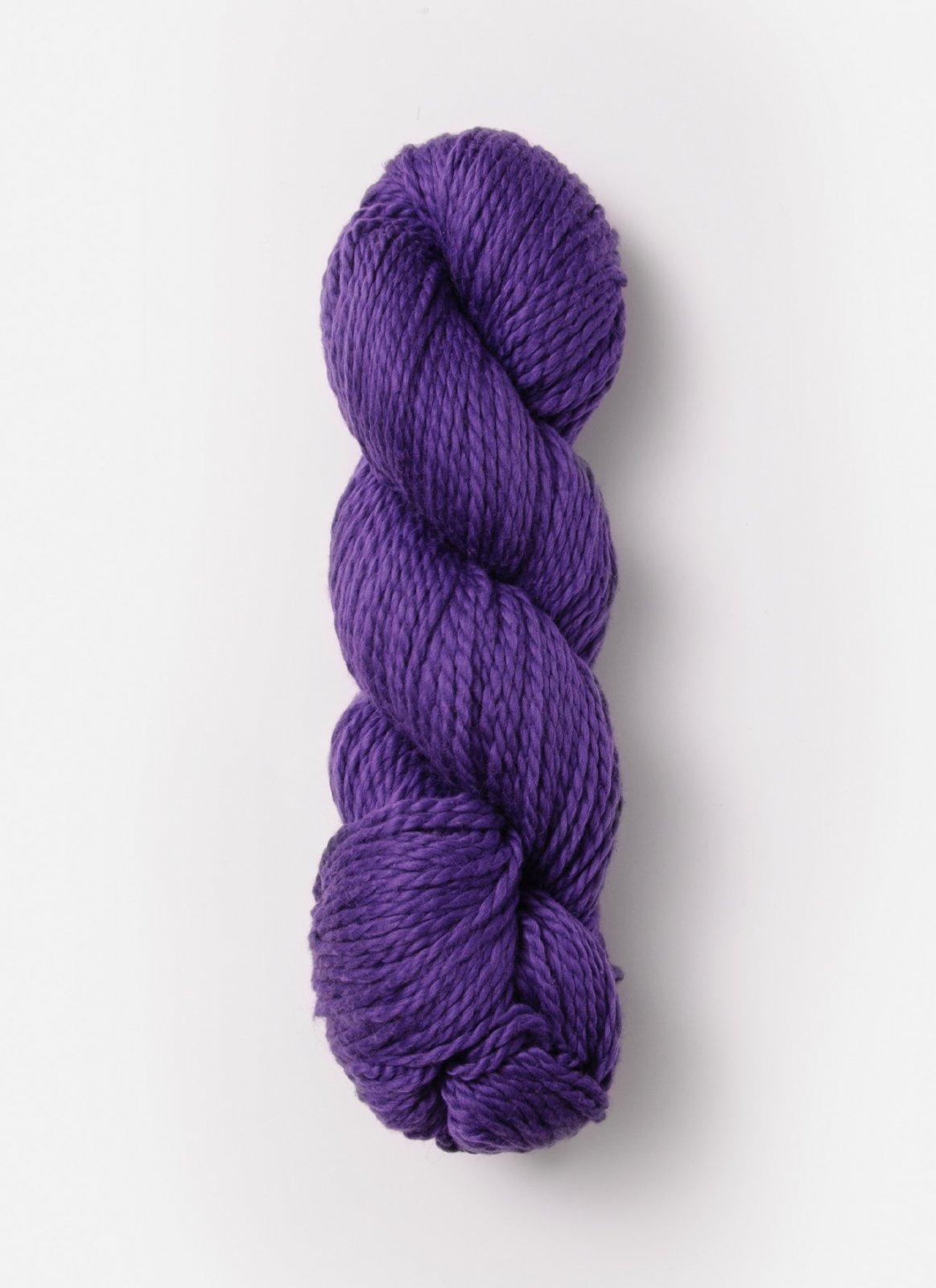 Blue Sky Fibers:  Organic Cotton Worsted  :640 Hyacinth