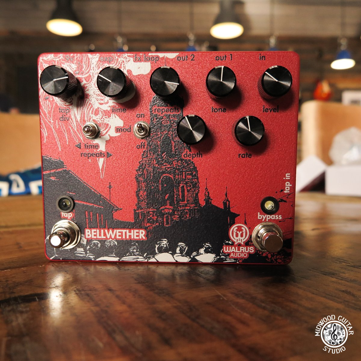 Walrus Audio Bellwether Delay - Demo/Open Box
