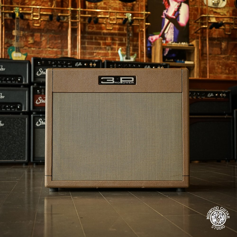 3rd Power Dream Series 1x12 Cab w/ V30  - Cocoa - Used