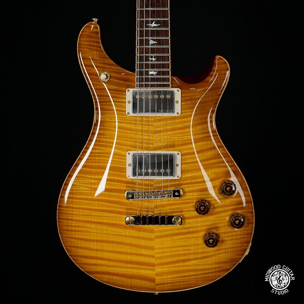 PRS Private Stock McCarty 594 McCarty Smoked Burst -  2016
