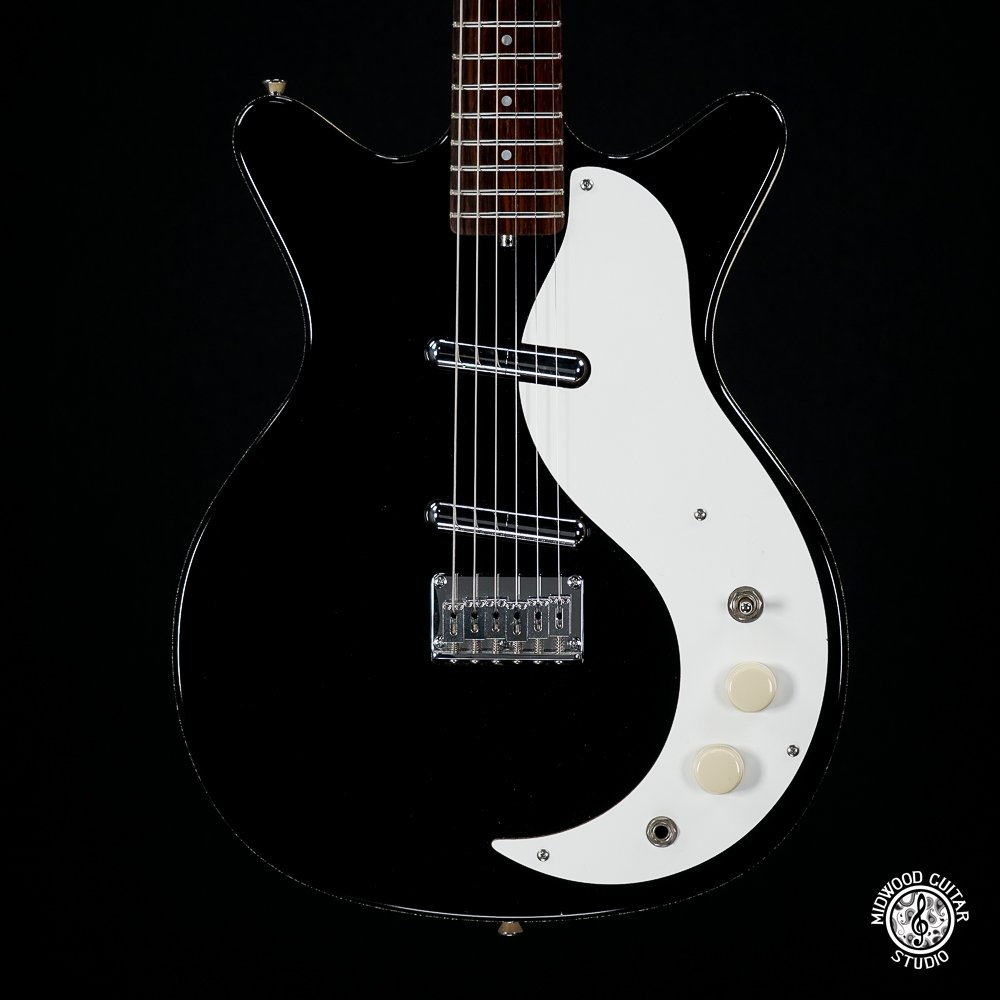 Jerry Jones Shorthorn Black  - Used