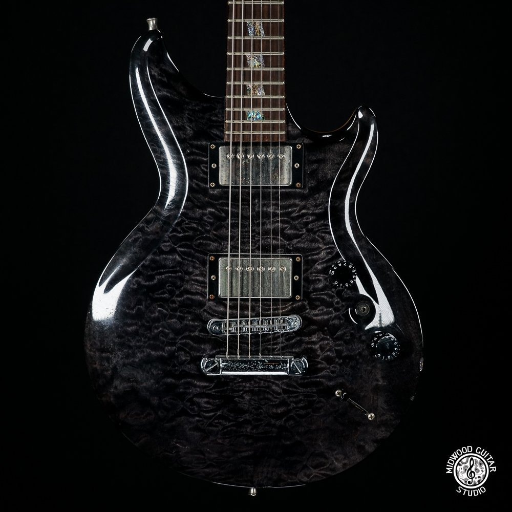Terry McInturff Glory Custom - Black Quilt Top