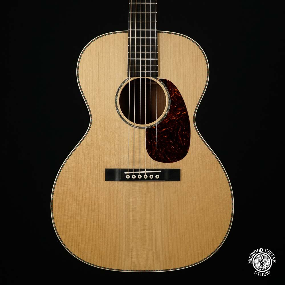 Martin Custom Shop CEO7 Blackwood Slope Shoulder 00-14 2014 - 1 of 3