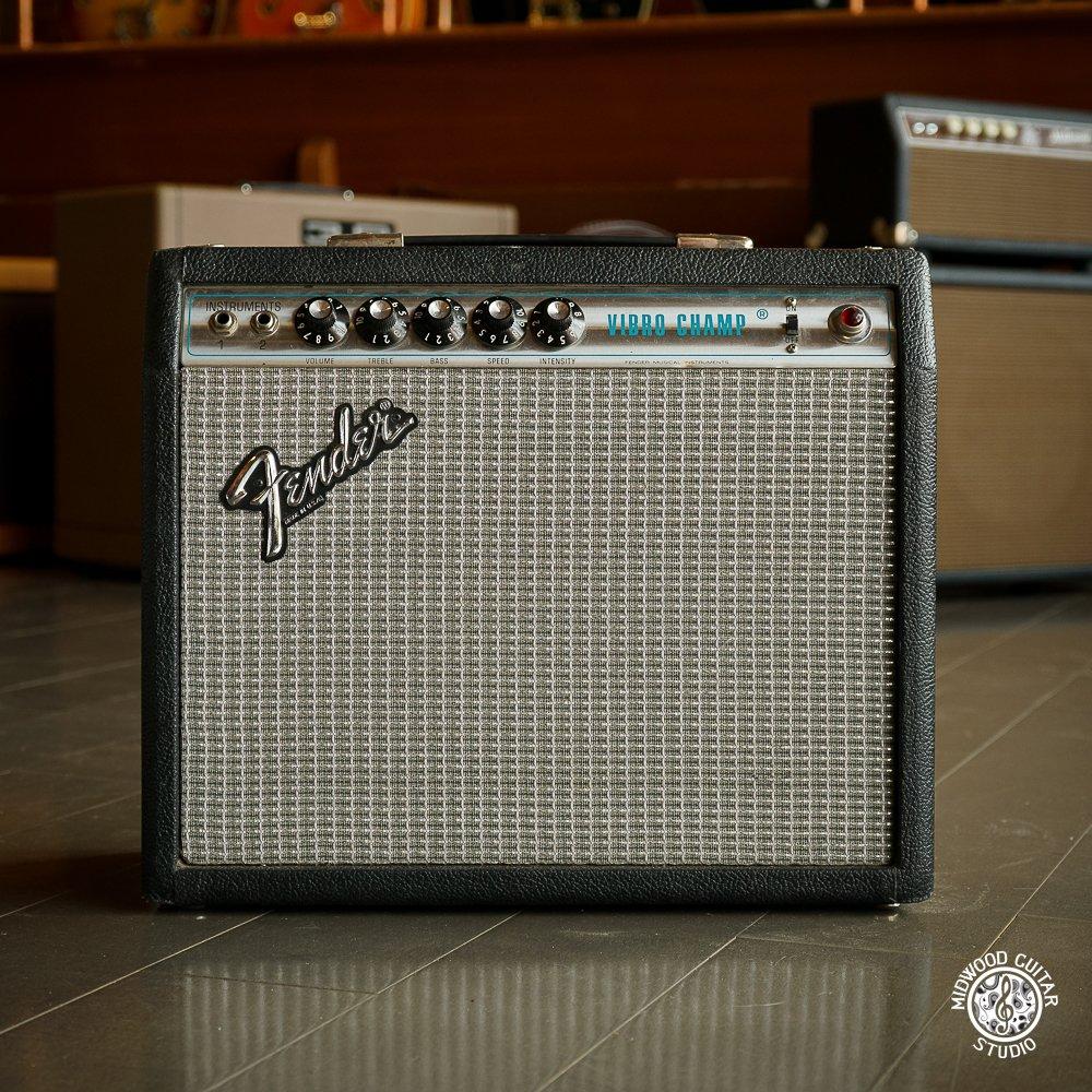 Fender 1978 Vibro Champ
