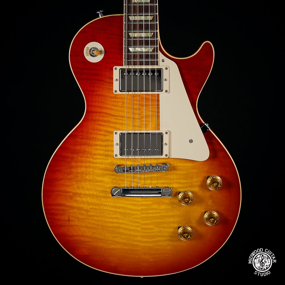 Gibson Les Paul 1958 Chambered Reissue R8 - Gloss - Pre-owned - 2014