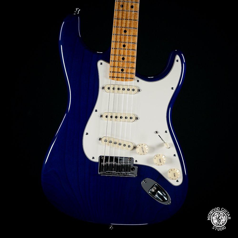 Fender Custom Shop Custom Classic Stratocaster Cobalt Blue - Used